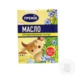 Масло Премия сладкосливочное экстра 82,5% 200г