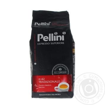 Кофе молотый Pellini Tradizional натуральн жареный 250г