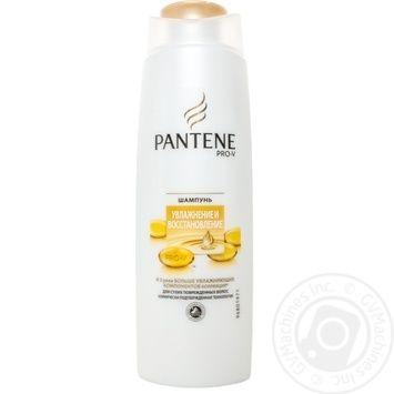 Shampoo Pantene pro-v for the hair restoration 250ml