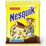 Конфеты Nesquik шоколадно-вафельные 191г