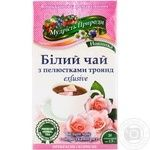 Tea Polissia tea herbal white packed 20pcs 30g