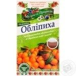 Tea Polissia tea fruit sea-buckthorn packed 20pcs 40g