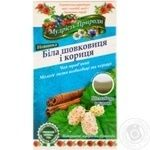 Tea Polissia tea herbal with cinnamon packed 20pcs 30g