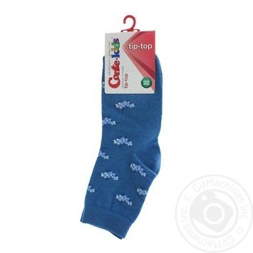 Шкарпетки дитячі TIP-TOP р.22 183 темно-бірюзовий