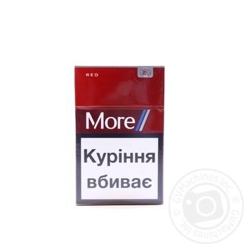 Цигарки More Red