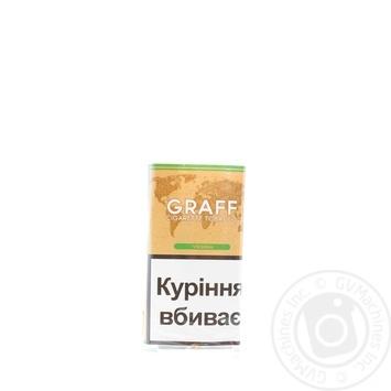 Табак для сигар Graff Virginia 30г - купить, цены на Фуршет - фото 1