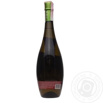 Напій винний Такадо сливовий лікерний білий сололдкий 11% 0,7л - купити, ціни на Фуршет - фото 2