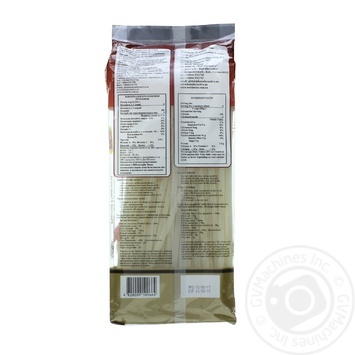 Макароны спагетти Ворлдc райс 400г - купить, цены на Novus - фото 2