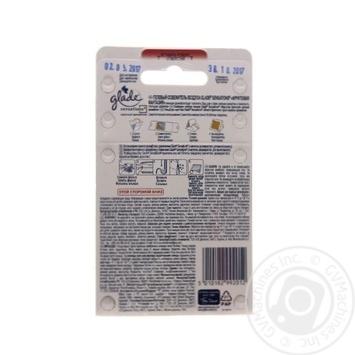 Освіжувач повітря Glade Арома Кристал Фруктова фантазія 8г - купити, ціни на CітіМаркет - фото 2
