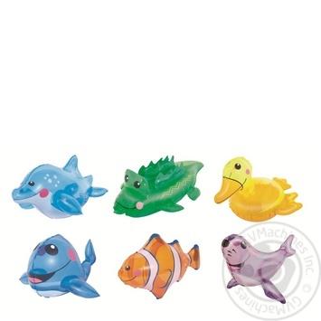 Игрушки Bestway Водные Жители надувные детские в ассортименте - купить, цены на Фуршет - фото 8