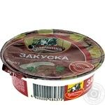 Tulchynka with taste of cheese and ham for sandwich paste 90g