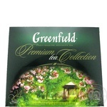 Tea Greenfield packed 96pcs 167.2g