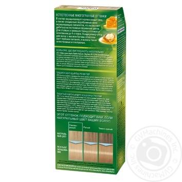 Краска для волос Palette Naturals 10-4 (254) Бежевый блондин 110мл - купить, цены на Novus - фото 3