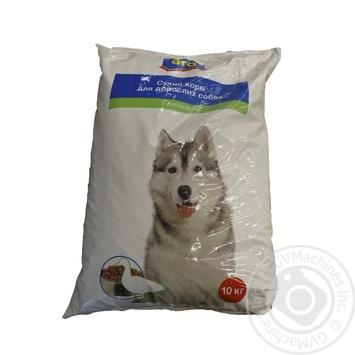 Корм Аro для взрослых собак с дичью 10кг