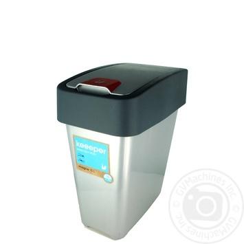 Keeeper Trashcan 10l
