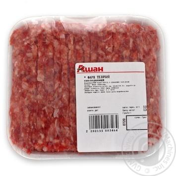 Фарш телячий - купити, ціни на Ашан - фото 2