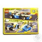 Конструктор Lego супердвигатель 31072