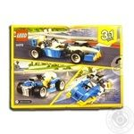 Конструктор Lego Супердвигуни 31072