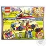 Конструктор Lego Рабочий автомобиль Оливии 41333 шт