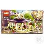 Конструктор Lego Арт-кафе Эмми 41336