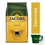Кофе Jacobs Crema в зернах 1кг - купить, цены на Ашан - фото 2