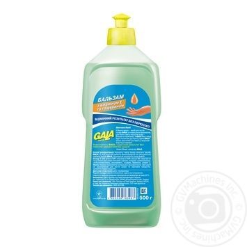 Gala With Witamin E Balsam Dishwashing Liquid 500ml - buy, prices for Furshet - image 2