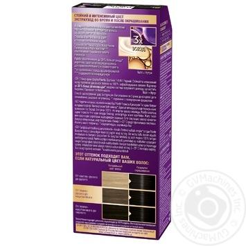 Palette Intensive 1-0 (N1) Black Hair Dye 110ml - buy, prices for Novus - image 2