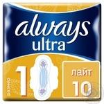 Pads Always Ultra light 10pcs - buy, prices for Novus - image 2