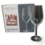 Glass Arcopal for wine 6pcs 450ml