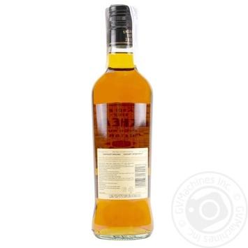 Bacardi Oakheart Spiced Rum 035% 0.5l - buy, prices for Novus - image 4