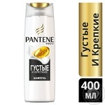 Pantene Shampoo pro vi thick and strong 400 ml - buy, prices for Auchan - image 2