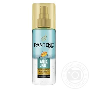 Спрей для волос Pantene Aqua Light Легкий питательный 150мл - купить, цены на Novus - фото 2
