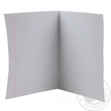 Notebook Auchan Auchan lined 18pages Ukraine - buy, prices for Auchan - photo 2