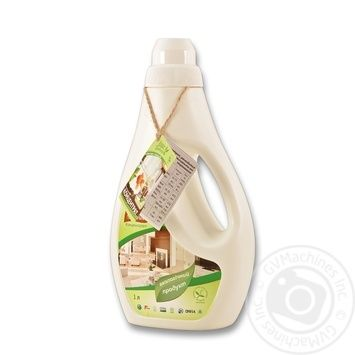Миючий засіб Green Unikleen Генеральне прибирання універсальний 1л - купити, ціни на Novus - фото 3