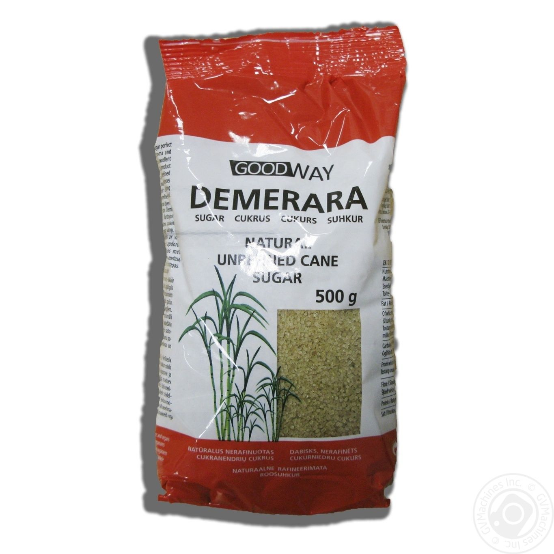 d00ef1acb0e Granulated sugar Demerara 500g → Packets, Cereals → Sugar and sweetener →  NOVUS Online Store - Buy Granulated sugar Demerara 500g, Delivery