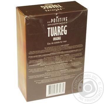 Alain Aregon Tuareg Original Eau de Toilette for Men 100ml - buy, prices for Novus - image 2