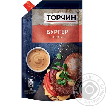 TORCHYN® Burger sauce 200g - buy, prices for Novus - image 1
