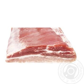 Грудинка свиная охлажденная без кости - купить, цены на Novus - фото 2