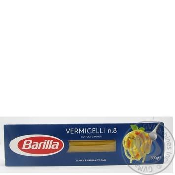 Макароны спагетти Барилла Спагетти №5 500г