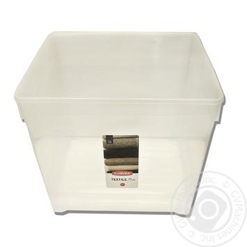 Ящик для зберігання Curver Texctile Box 33л