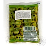 Feudo Verde Pitted Green Olives 170g - buy, prices for Novus - image 2