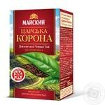 Mayskiy Royal Crown black tea 85g