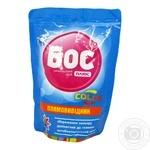 Плямовивідник кисневий Сolor для кольорових тканин Бос плюс 500г