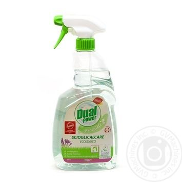 Dual Power Green Life Scum, Rust And Soap Residue Remover 750ml - buy, prices for Novus - image 3