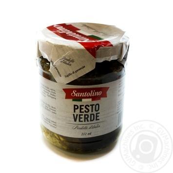 Соус Santolino Pesto Verde 212мл - купити, ціни на Novus - фото 3