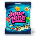 АВК Juveland party sharks jelly candy 85g