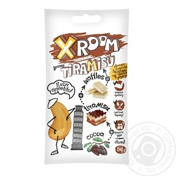 Dragee Xroom with taste of tiramisu 80g packaged - buy, prices for MegaMarket - image 1
