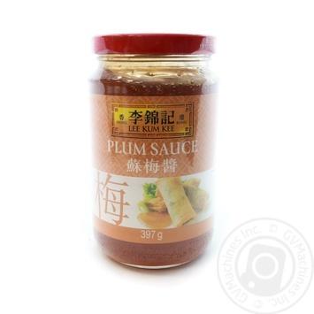 Соус сливовий Plum Sauce Lee Kum Kee 397гр