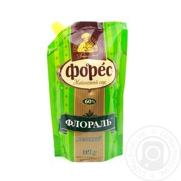 Майонезный соус Флораль Форес 60% 350г