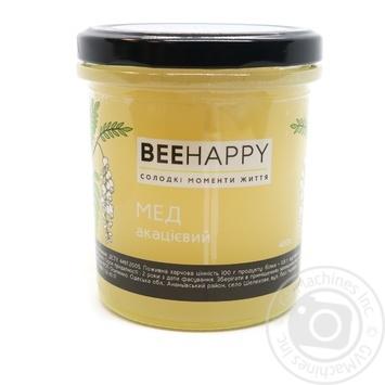 BeeHappy Acacia Honey 400g - buy, prices for Novus - image 1